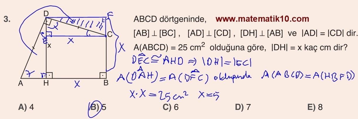 10sınıf Matematik Ders Kitabı Sayfa 193 204 çözümleri Dolu Dolu